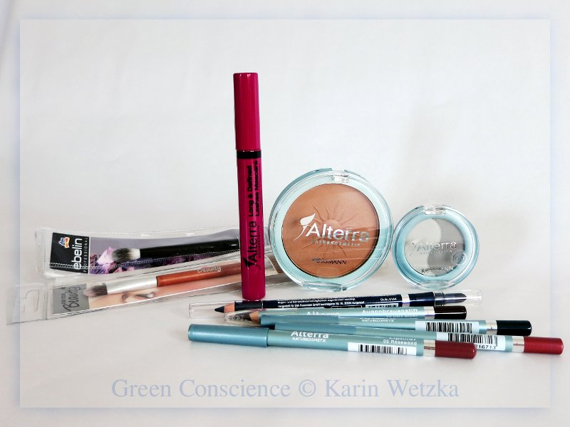 Give-away #2: Alterra Make-Up