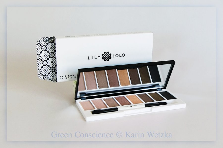 Give-away #6: Lily Lolo Laid Bare Eyeshadow Palette