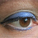 Eye of the Day green & blue