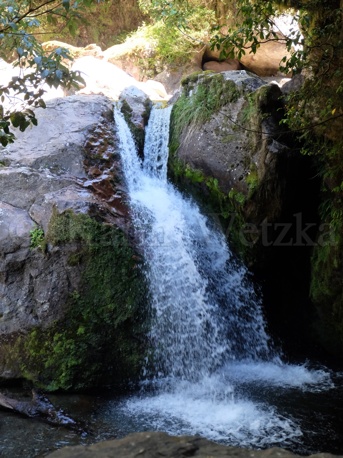 Sharplin Falls at Mount Somers: Part one
